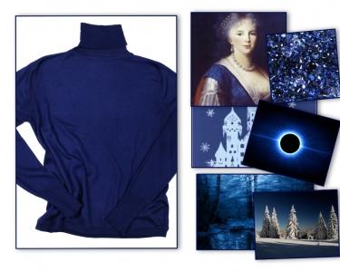 Nordic Winter Sapphire