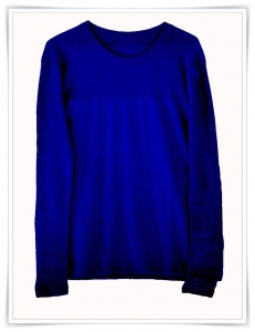 Eclipse cloud swinger cashmere sweater