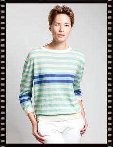Asneh Ghita Silk Cashmere Sweater