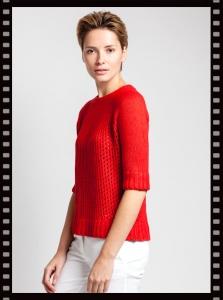 Asneh Rita Silk Cashmere Sweater