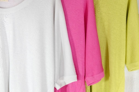 Asneh cashmere silk batwing sleeves SS2016