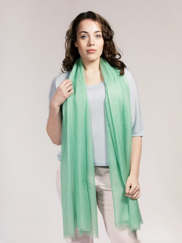 green cashmere
