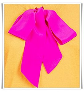 asneh crepe de chine silk detail