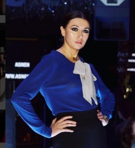 Asneh Fashion Show London
