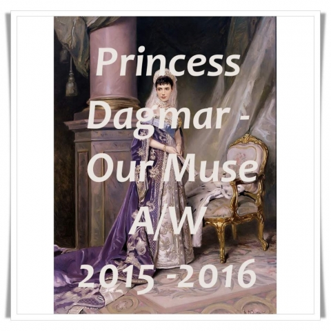 Princess Dagmar - our muse