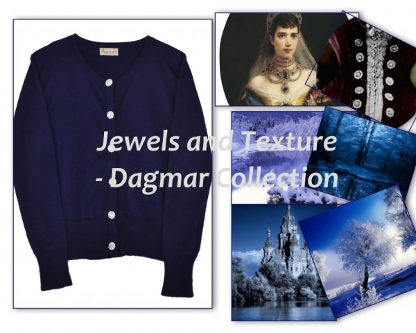 Jewels and texture - the Dagmar Collection