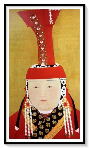 empress-of-China-Yuan-dynasty