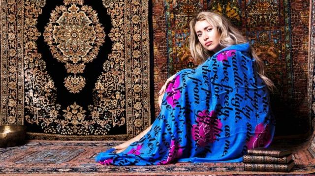 Viola love poem cashmere