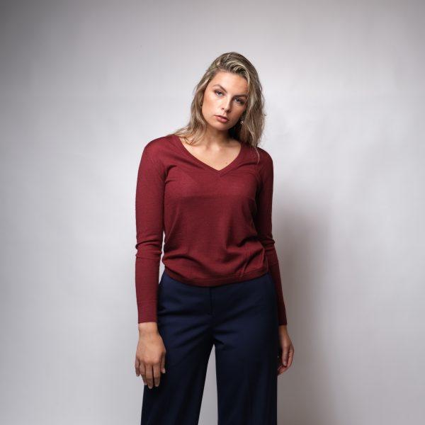 wine colour cashmere
