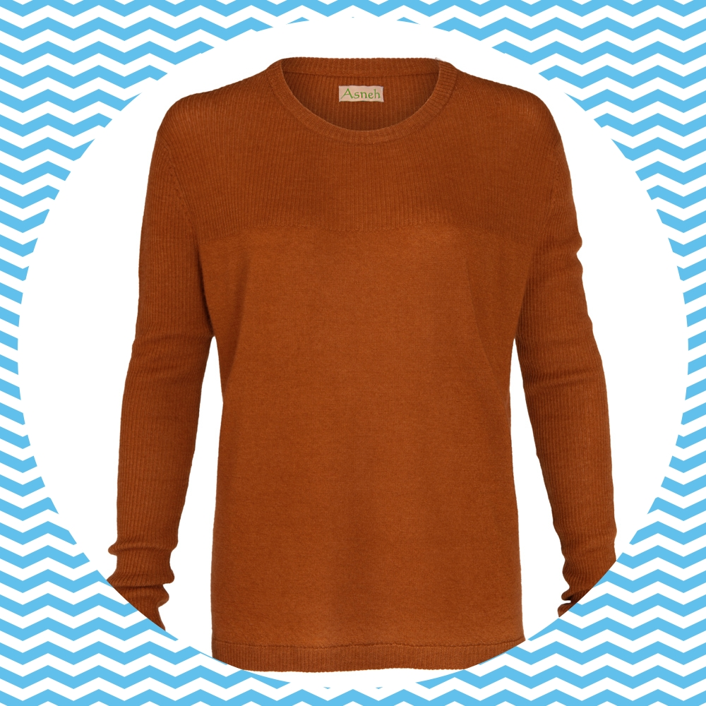 cashmere jumper by Asneh