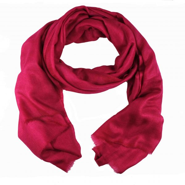 RUBY RED CASHMERE